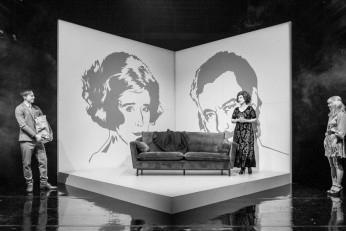 Kdo se bojí Virginie Woolfové - fotografie