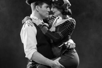 Bonnie & Clyde - fotografie