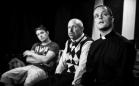 Štěpán Benoni, Zdeněk Velen, Jan Teplý, foto: Anna Fixová
