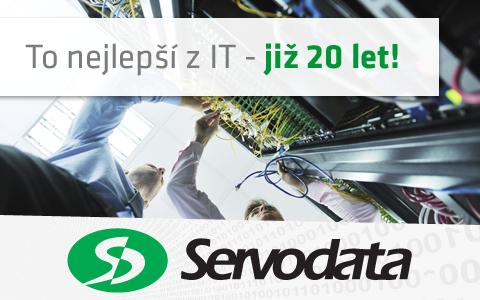 Servodata - banner