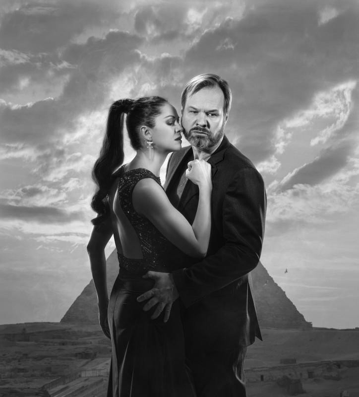 Antonius a Kleopatra_vizuál