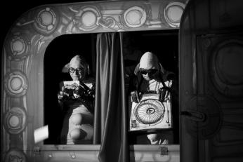 Válka s mloky - fotografie