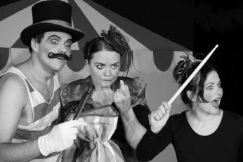 Cirkusácká pohádka - fotografie