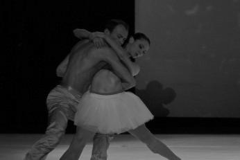 Posedlost baletem II - fotografie