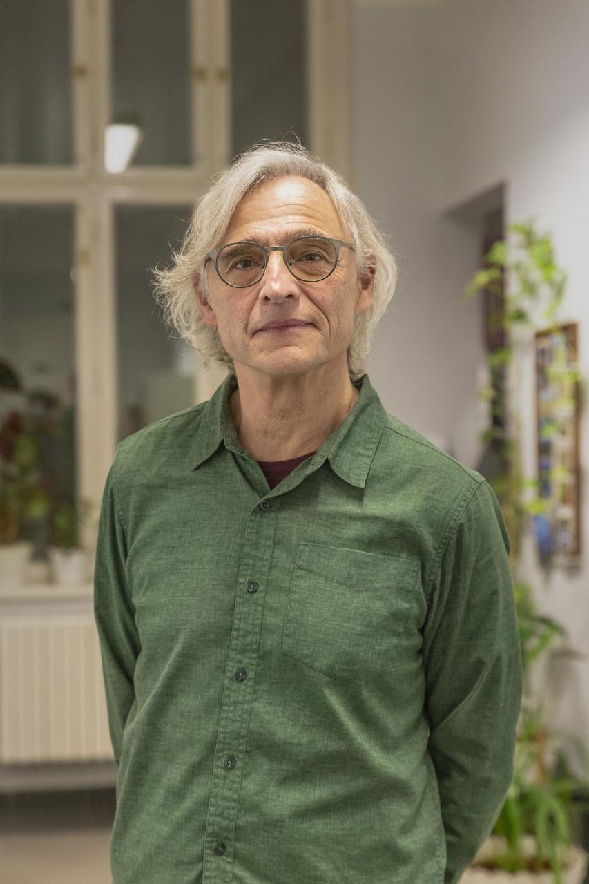 Karel František Tománek (foto Oskar Helcel)