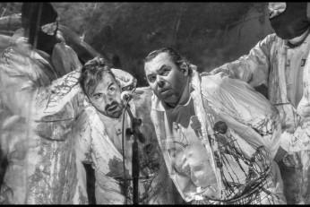 Husitská trilogie (Jan Hus, Jan Žižka, Jan Roháč) - fotografie