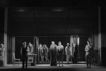 Žebrácká opera - fotografie