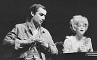 Viktor Preiss, Jaroslava Adamová / foto: Vilém Sochůrek (Divadelní ústav)
