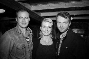 M. Hrabě, A. Polívková a L. Langmajer, zdroj: Star Cruise