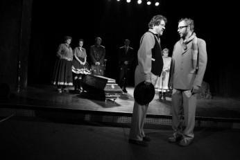 Cena facky aneb Gottwaldovy boty - fotografie