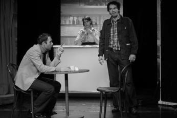 Drama v kostce, pokus 2 – Mystérium skutečnosti - fotografie