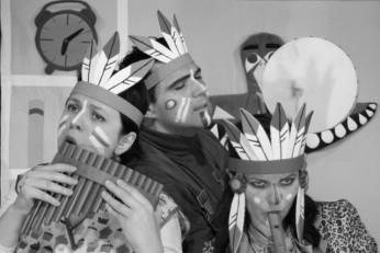 Indiáni ze šuplíku - fotografie