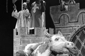 Monty Python`s Spamalot - fotografie