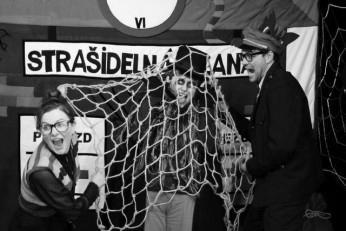 Pohádka o strašidelném nádraží - fotografie