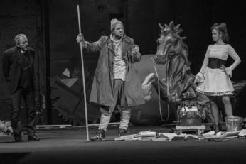 Zmoudření Dona Quijota - fotografie
