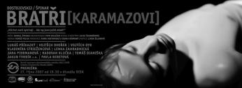 Bratři (Karamazovi) - plakát
