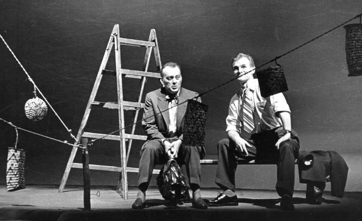 Srpnová neděle (Národní divadlo, 25. 4. 1958)